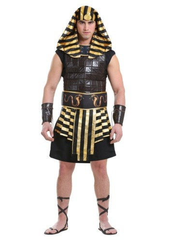 Mens Adult Plus Size Ancient Pharaoh Costume