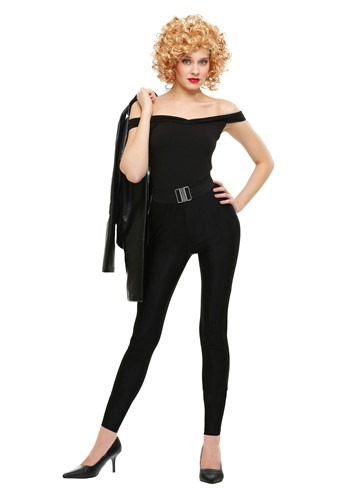 Click Here to buy Grease Sandy Costume (Bad Sandy) from HalloweenCostumes, CDN Funds & Shipping