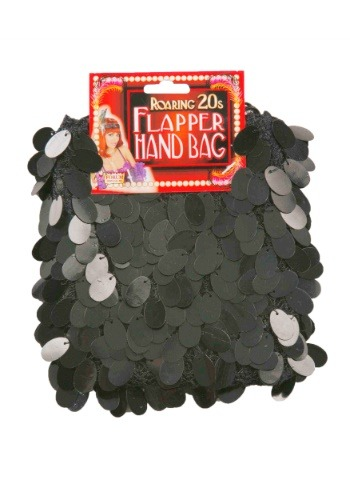 Click Here to buy Sequin Flapper Purse from HalloweenCostumes, CDN Funds & Shipping