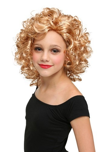 Click Here to buy Grease Girls Bad Sandy Wig from HalloweenCostumes, CDN Funds & Shipping