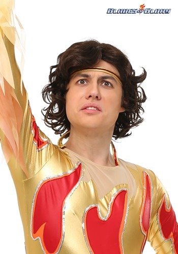 Blades of Glory Chazz Wig