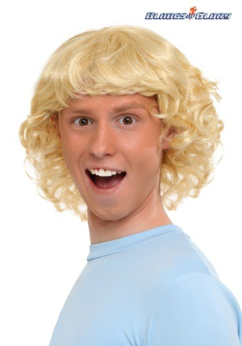 Click Here to buy Blades of Glory Jimmy Wig from HalloweenCostumes, CDN Funds & Shipping