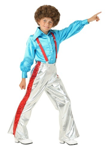 Boys Funky Disco Costume