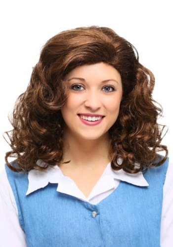 Click Here to buy Back to the Future Jennifer Parker Wig from HalloweenCostumes, CDN Funds & Shipping