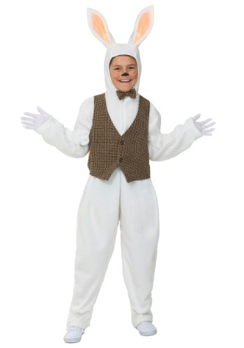 Classic Easter Bunny Kids Costume