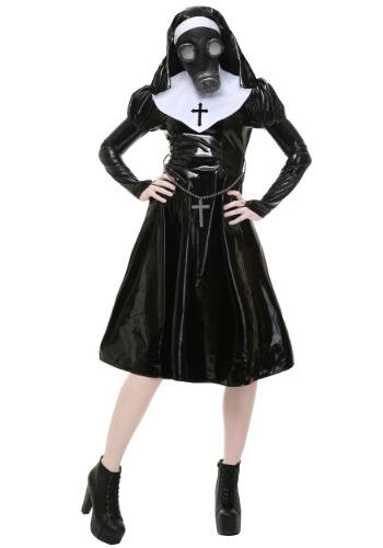 Adult Dark Nun Costume