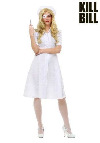 Kill Bill Elle Driver Nurse Womens Costume