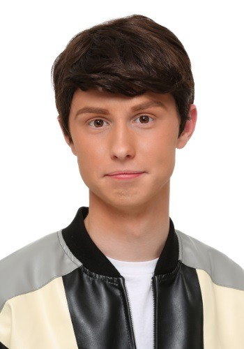 Click Here to buy Ferris Bueller Wig from HalloweenCostumes, CDN Funds & Shipping