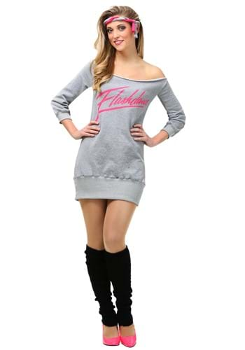 Womens Flashdance Costume | 80s Womens Movie Costumes