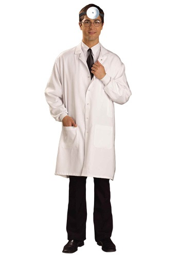 Click Here to buy White Doctor Lab Coat from HalloweenCostumes, CDN Funds & Shipping