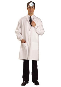White Doctor Lab Coat