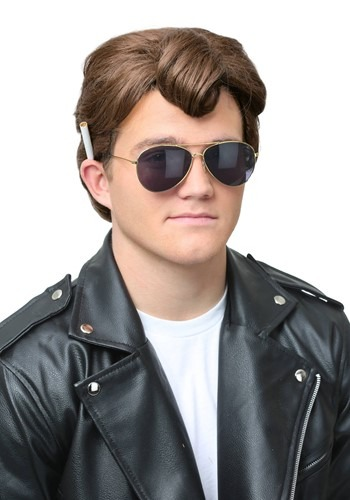 Click Here to buy Grease Kenickie Wig from HalloweenCostumes, CDN Funds & Shipping
