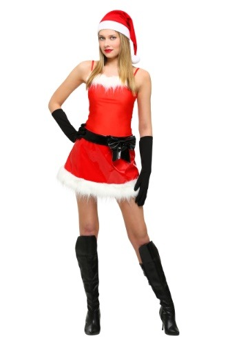 Click Here to buy Mean Girls Christmas Costume from HalloweenCostumes, CDN Funds