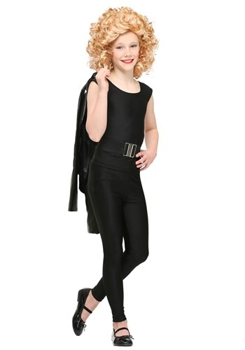 Click Here to buy Kids Grease Sandy Costume from HalloweenCostumes, CDN Funds & Shipping