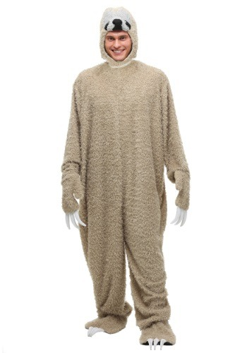 Adult Sloth Costume