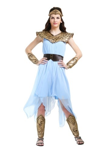 Plus Size Womens Athena Costume