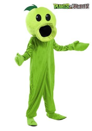 Plants Vs Zombies Child Peashooter Costume1