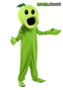 Plants Vs Zombies Child Peashooter Costume1