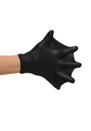 Click Here to buy Kids Black Webbed Gloves from HalloweenCostumes, CDN Funds & Shipping