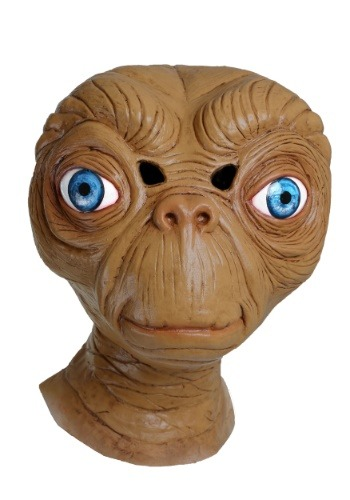 Click Here to buy E.T. Mask for Adults from HalloweenCostumes, CDN Funds & Shipping