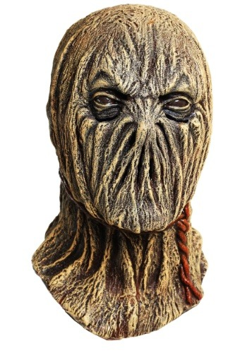 Scary Scarecrow Mask for Adults