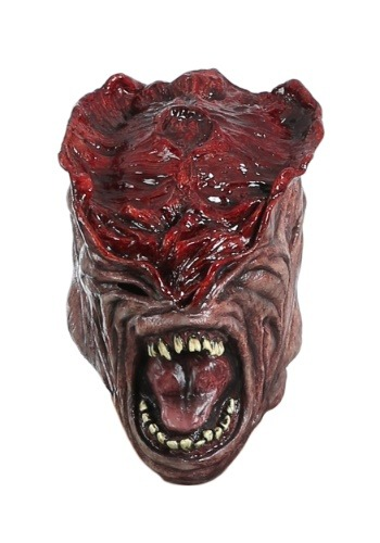 Click Here to buy Ghastly Ghoul Mask for Kids from HalloweenCostumes, CDN Funds & Shipping