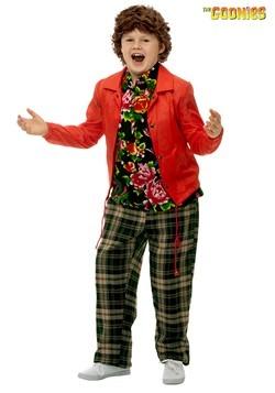 The Goonies Child Chunk Costume