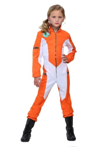 Click Here to buy Kids Astronaut Jumpsuit Costume from HalloweenCostumes, CDN Funds & Shipping