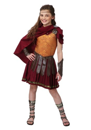 Gladiator Costume for Girls