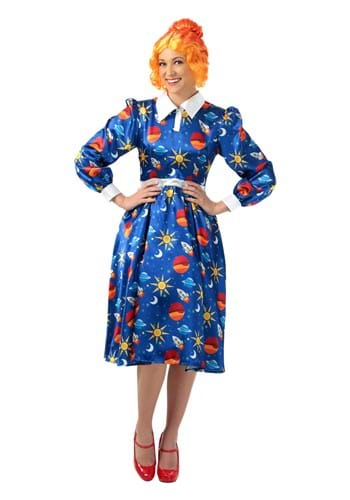 Click Here to buy The Magic School Bus Miss Frizzle Costume from HalloweenCostumes, CDN Funds & Shipping