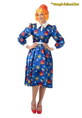 The Magic School Bus Miss Frizzle Plus Size Costume