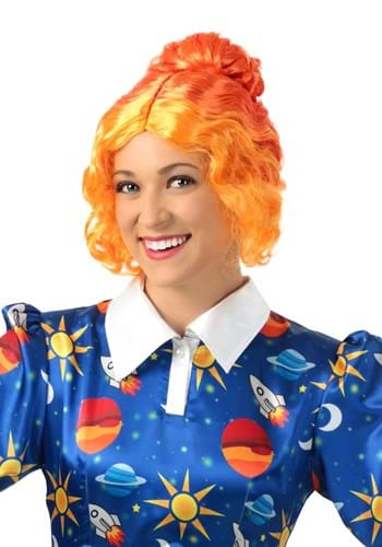 Magic School Bus Ms Frizzle Wig
