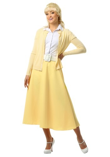 Click Here to buy Plus Size Grease Good Sandy Costume 1X 2X from HalloweenCostumes, CDN Funds & Shipping