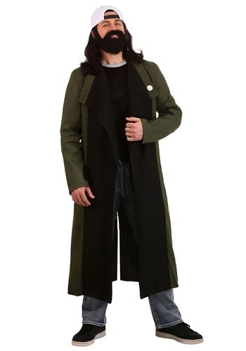 Click Here to buy Silent Bob Plus Size Mens Costume | Officially licensed from HalloweenCostumes, CDN Funds & Shipping