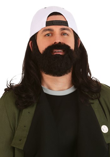 Silent Bob Wig and Beard Kit