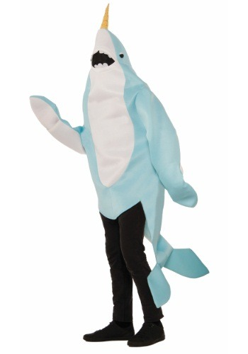 Adult Narwhal Costume
