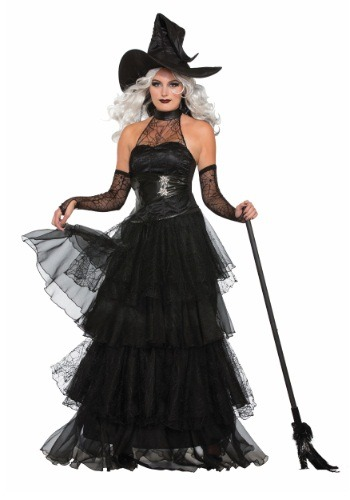 Click Here to buy Womens Ember Witch Costume from HalloweenCostumes, CDN Funds & Shipping