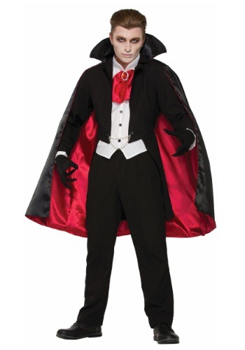 The Count Vampire Costume
