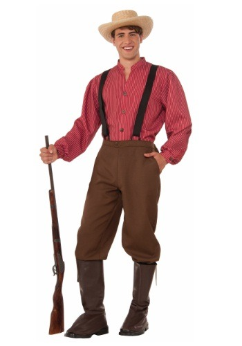 Click Here to buy Pioneer Man Costume from HalloweenCostumes, CDN Funds & Shipping