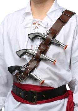 Belt With Guns