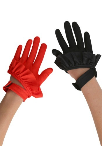 Click Here to buy Harley Clown Gloves from HalloweenCostumes, CDN Funds
