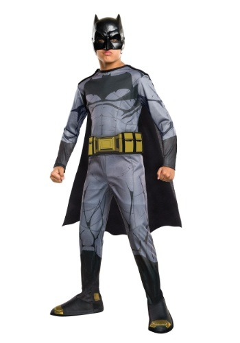 Click Here to buy Kids Dawn of Justice Batman Costume from HalloweenCostumes, CDN Funds & Shipping