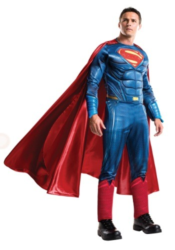 Mens Grand Heritage Dawn of Justice Superman Costume