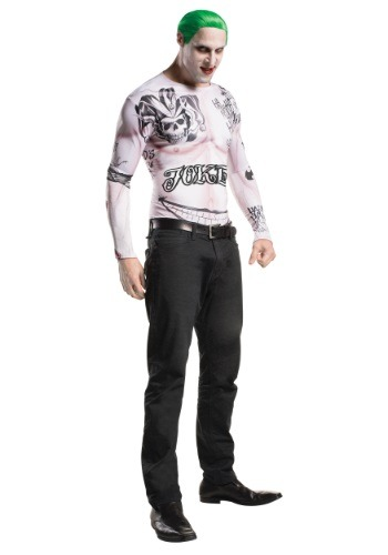 Click Here to buy Suicide Squad Joker Costume Kit from HalloweenCostumes, CDN Funds & Shipping
