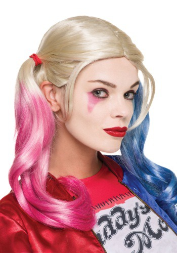 Click Here to buy Suicide Squad Harley Quinn Makeup Kit from HalloweenCostumes, CDN Funds & Shipping