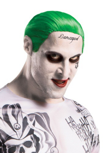 Click Here to buy Suicide Squad Joker Makeup Kit from HalloweenCostumes, CDN Funds & Shipping