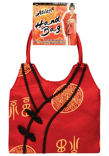 Asian Handbag Purse