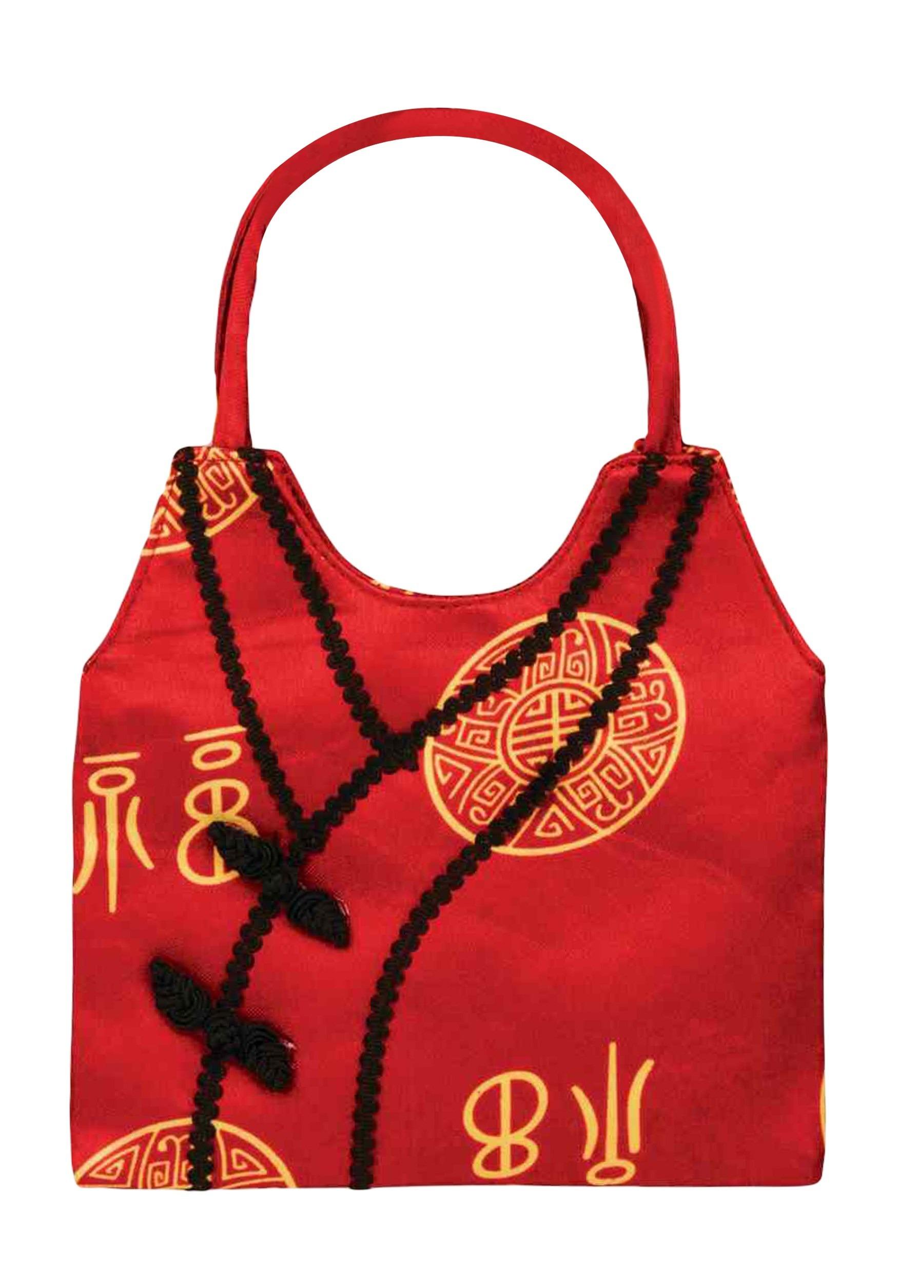 Kimono Handbag Purse (FO61667-ST FO61667) photo
