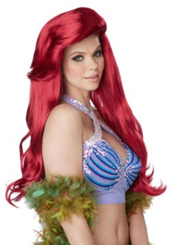Magical Mermaid Wig