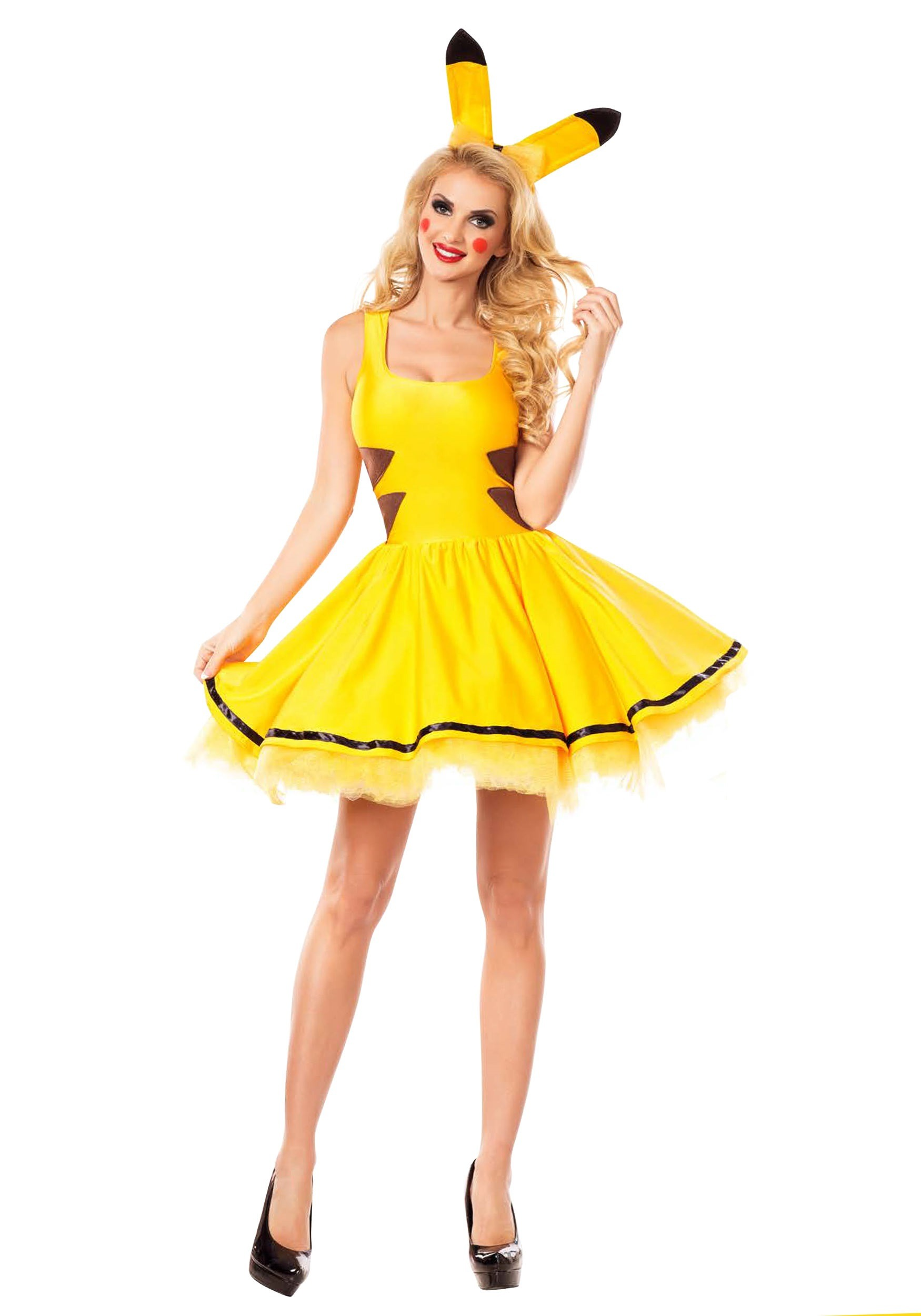 INOpets.com Anything for Pets Parents & Their Pets Women's Catch Me Honey Costume